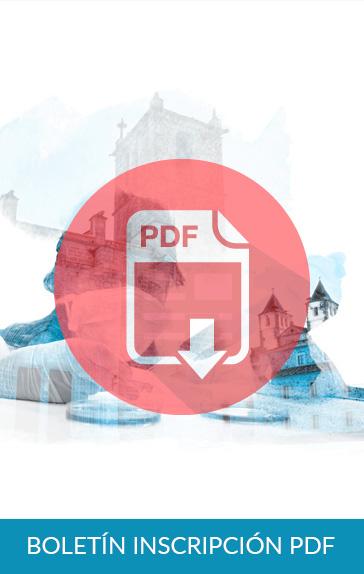 Descarga boletín inscripción PDF SEIQ 2016